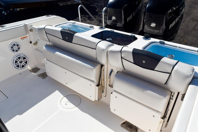 Thumbnail 25 for Used 2018 Wellcraft Scarab 302 Center Console boat for sale in West Palm Beach, FL