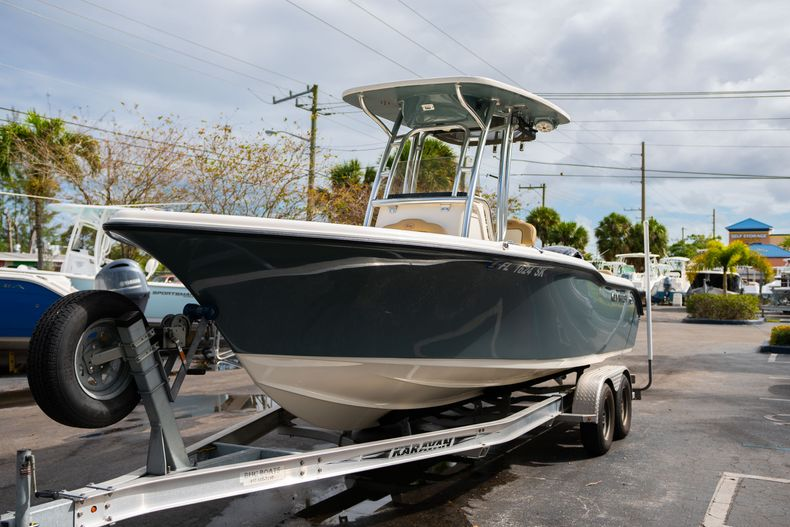 Thumbnail 4 for Used 2017 Key West 239FS boat for sale in West Palm Beach, FL