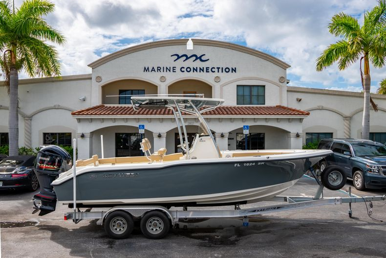 Used 2017 Key West 239FS boat for sale in West Palm Beach, FL