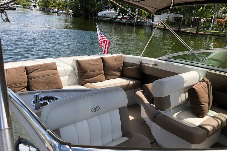 Thumbnail 14 for Used 2013 Cobalt 296 boat for sale in Miami, FL