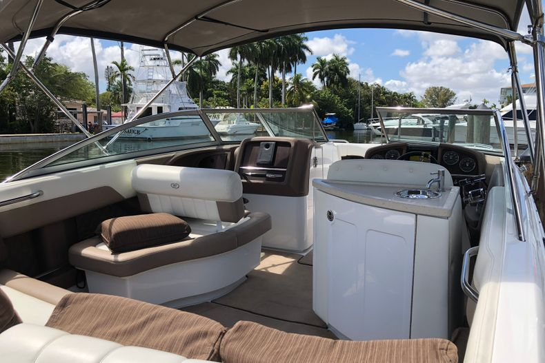 Thumbnail 10 for Used 2013 Cobalt 296 boat for sale in Miami, FL