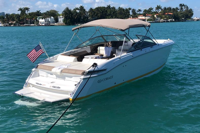 Thumbnail 0 for Used 2013 Cobalt 296 boat for sale in Miami, FL
