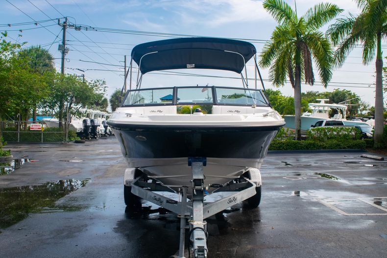 Thumbnail 2 for Used 2019 Sea Ray SPX 210 OB boat for sale in West Palm Beach, FL
