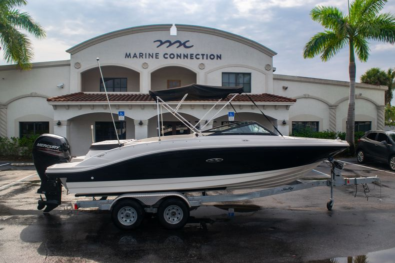 Used 2019 Sea Ray SPX 210 OB boat for sale in West Palm Beach, FL
