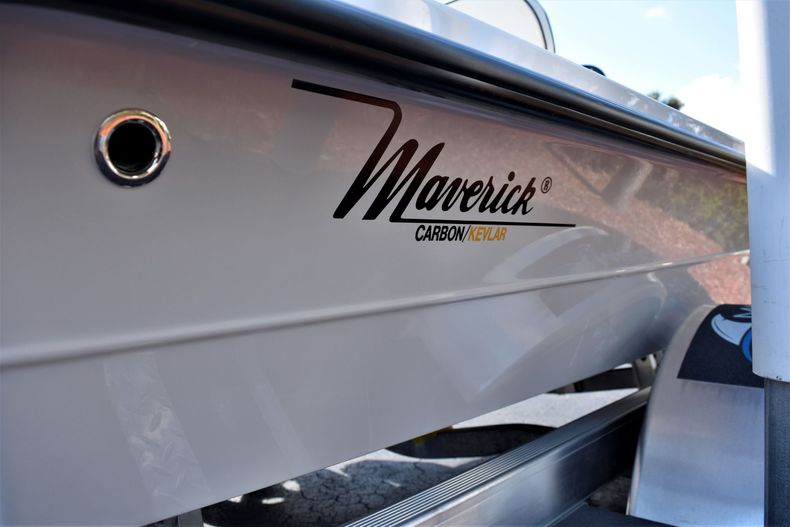 Thumbnail 6 for New 2020 Maverick 18 HPX-V boat for sale in Vero Beach, FL