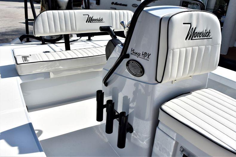 Thumbnail 15 for New 2020 Maverick 18 HPX-V boat for sale in Vero Beach, FL