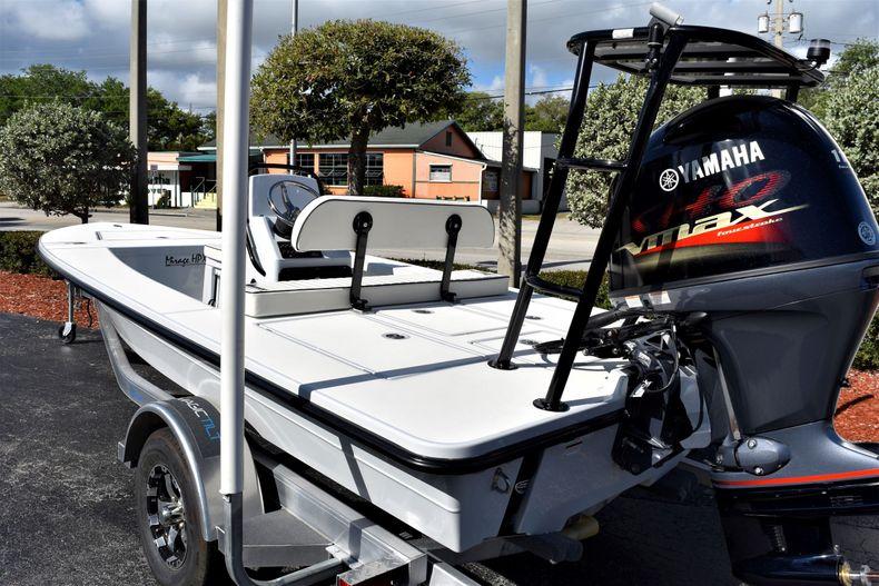 Thumbnail 3 for New 2020 Maverick 18 HPX-V boat for sale in Vero Beach, FL