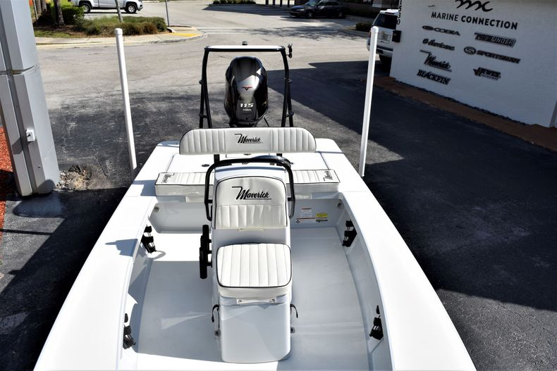 Thumbnail 13 for New 2020 Maverick 18 HPX-V boat for sale in Vero Beach, FL