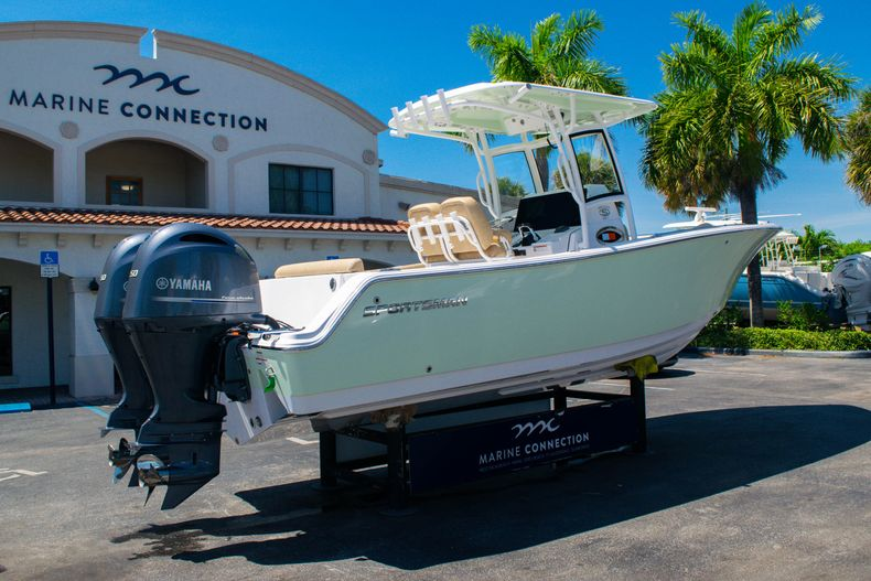 Thumbnail 7 for New 2020 Sportsman Heritage 251 Center Console boat for sale in West Palm Beach, FL