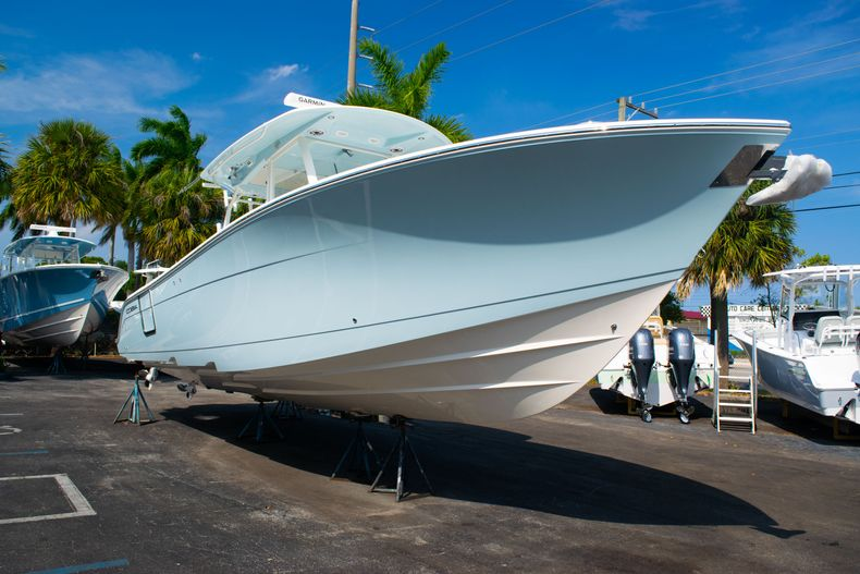 Thumbnail 5 for New 2020 Cobia 350 CC Center Console boat for sale in West Palm Beach, FL