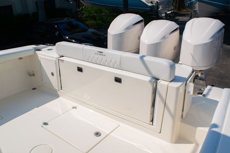 Thumbnail 8 for New 2020 Cobia 350 CC Center Console boat for sale in West Palm Beach, FL