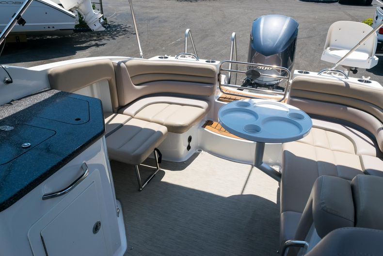 Thumbnail 36 for Used 2015 Hurricane SunDeck SD 2690 OB boat for sale in West Palm Beach, FL