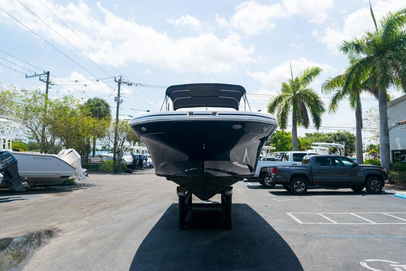 Thumbnail 2 for Used 2015 Hurricane SunDeck SD 2690 OB boat for sale in West Palm Beach, FL