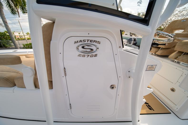 Thumbnail 31 for New 2020 Sportsman Masters 267OE Bay Boat boat for sale in Fort Lauderdale, FL