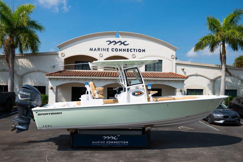 New 2020 Sportsman Masters 267OE Bay Boat boat for sale in Fort Lauderdale, FL