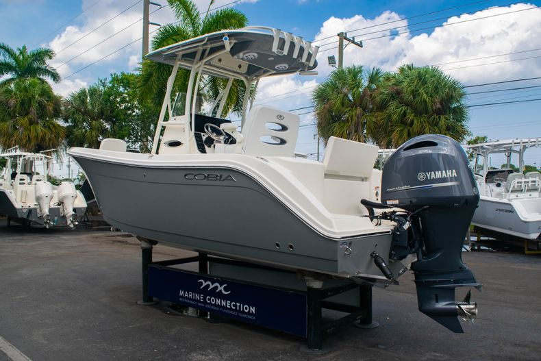 Thumbnail 5 for New 2020 Cobia 220 CC Center Console boat for sale in West Palm Beach, FL