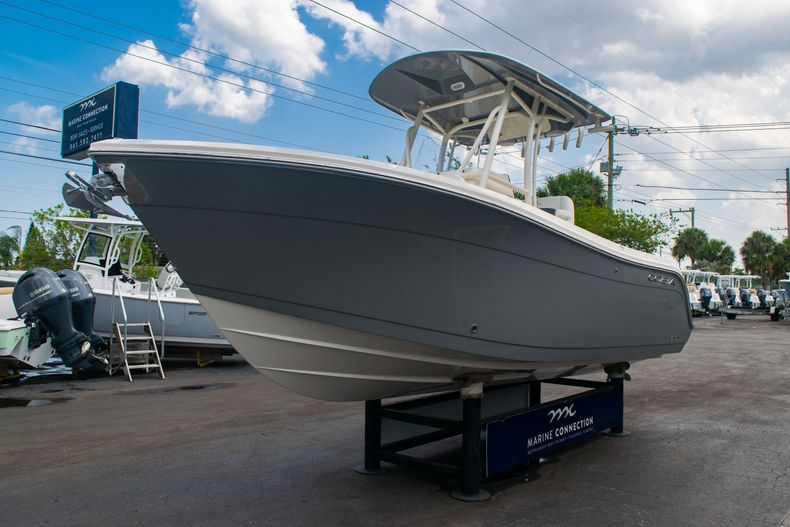 Thumbnail 3 for New 2020 Cobia 220 CC Center Console boat for sale in West Palm Beach, FL