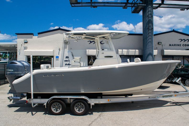 New 2020 Cobia 240 CC Center Console boat for sale in Fort Lauderdale, FL