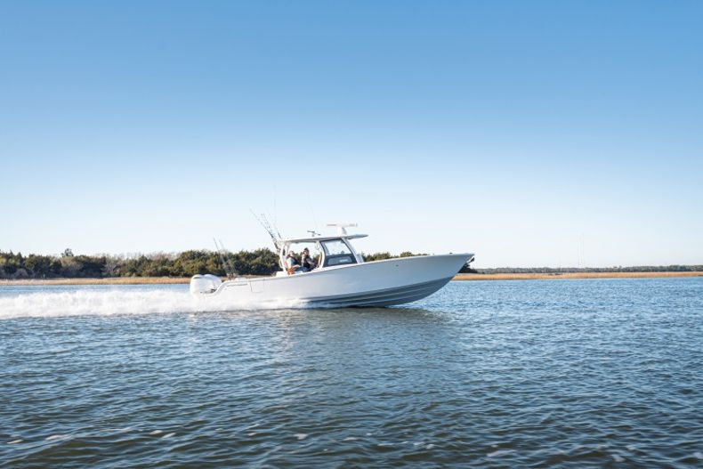 Thumbnail 3 for New 2021 Sportsman Open 352 Center Console boat for sale in West Palm Beach, FL