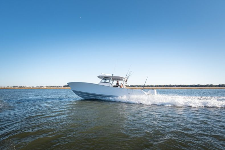 Thumbnail 2 for New 2021 Sportsman Open 352 Center Console boat for sale in West Palm Beach, FL