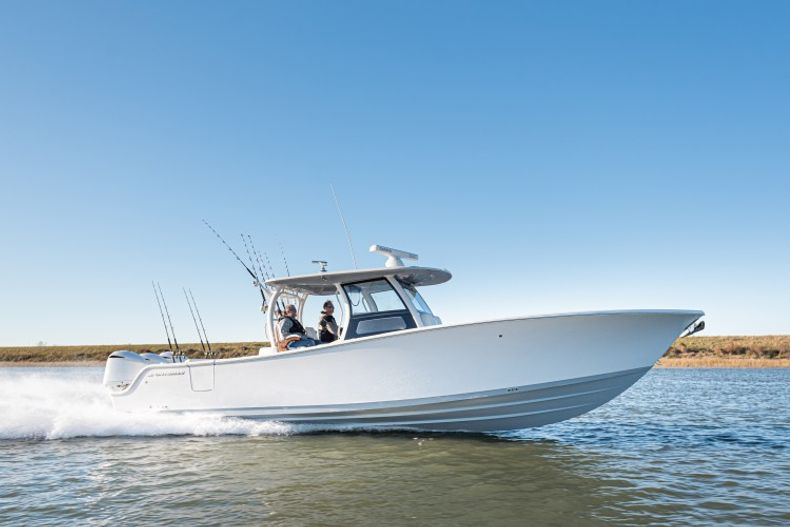 Thumbnail 5 for New 2021 Sportsman Open 352 Center Console boat for sale in West Palm Beach, FL