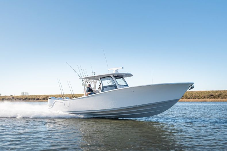 Thumbnail 4 for New 2021 Sportsman Open 352 Center Console boat for sale in West Palm Beach, FL