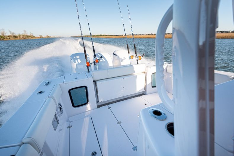 Thumbnail 14 for New 2021 Sportsman Open 352 Center Console boat for sale in West Palm Beach, FL
