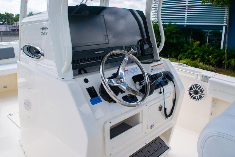 Thumbnail 32 for New 2020 Cobia 262 CC Center Console boat for sale in Miami, FL