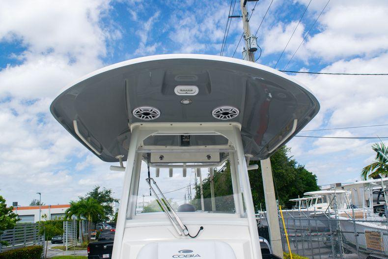 Thumbnail 35 for New 2020 Cobia 262 CC Center Console boat for sale in Miami, FL
