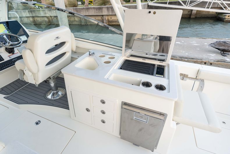 Thumbnail 15 for New 2021 Cobia 330 DC boat for sale in West Palm Beach, FL