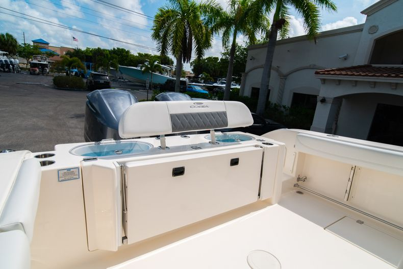 Thumbnail 11 for New 2020 Cobia 301 CC boat for sale in West Palm Beach, FL