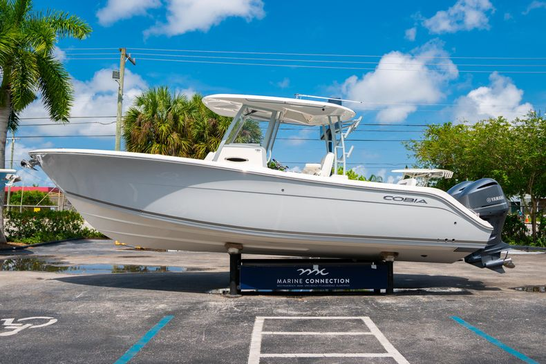 Thumbnail 4 for New 2020 Cobia 301 CC boat for sale in West Palm Beach, FL