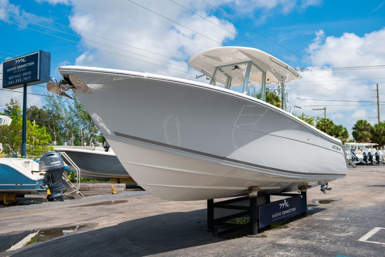 Thumbnail 3 for New 2020 Cobia 301 CC boat for sale in West Palm Beach, FL