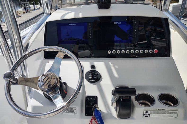 Thumbnail 7 for Used 2015 Sportsman Open 232 Center Console boat for sale in Islamorada, FL