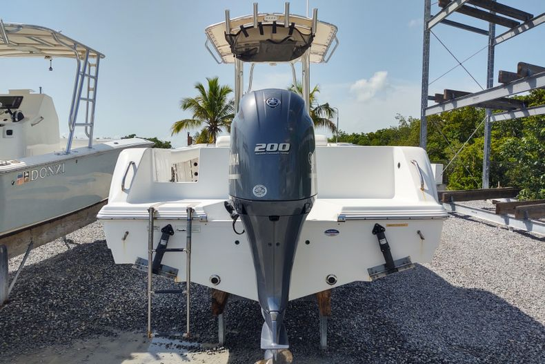 Thumbnail 2 for Used 2015 Sportsman Open 232 Center Console boat for sale in Islamorada, FL