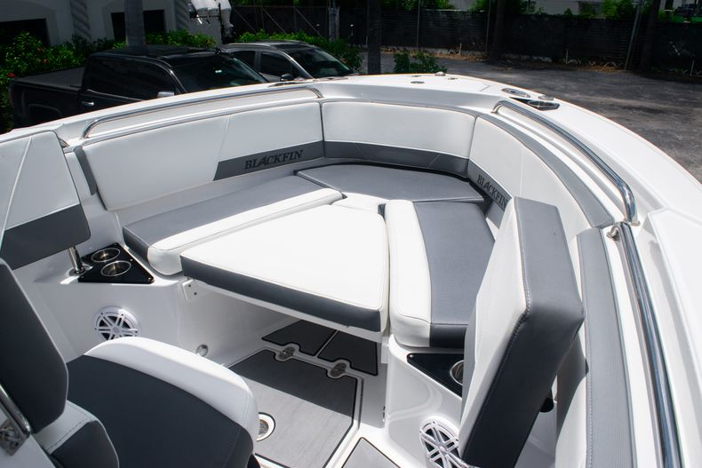 Thumbnail 40 for Used 2018 Blackfin 212CC Center Console boat for sale in West Palm Beach, FL