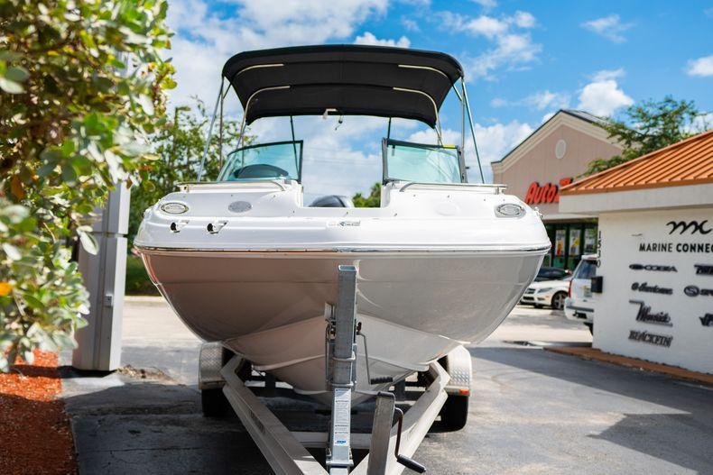 Thumbnail 1 for New 2020 Hurricane SD 2400 OB boat for sale in Vero Beach, FL