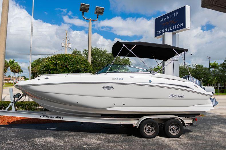 Thumbnail 2 for New 2020 Hurricane SD 2400 OB boat for sale in Vero Beach, FL