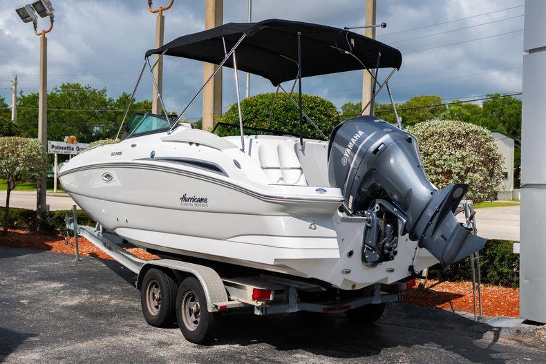 Thumbnail 3 for New 2020 Hurricane SD 2400 OB boat for sale in Vero Beach, FL