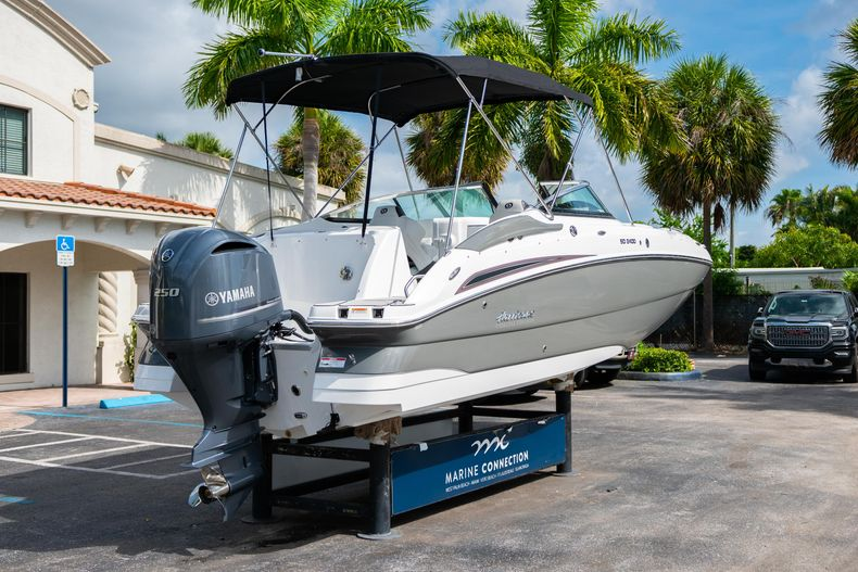 Thumbnail 7 for New 2020 Hurricane SD 2400 OB boat for sale in West Palm Beach, FL