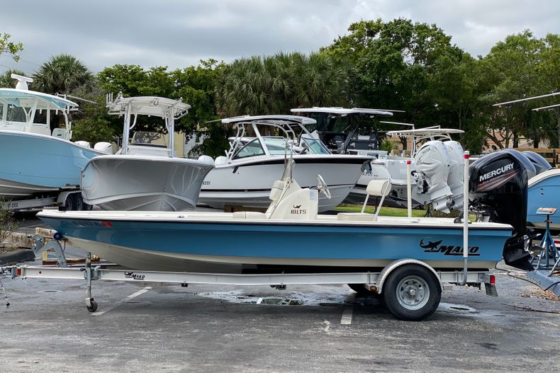 Used 2015 Mako 18 LTS boat for sale in West Palm Beach, FL