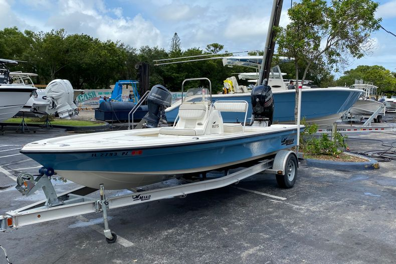 Thumbnail 1 for Used 2015 Mako 18 LTS boat for sale in West Palm Beach, FL