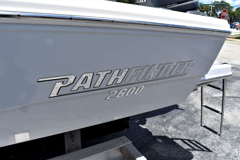 Thumbnail 3 for New 2020 Pathfinder 2600 TRS boat for sale in Vero Beach, FL