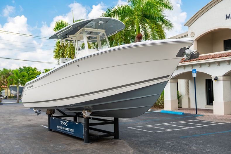Thumbnail 1 for New 2020 Cobia 262 CC Center Console boat for sale in West Palm Beach, FL