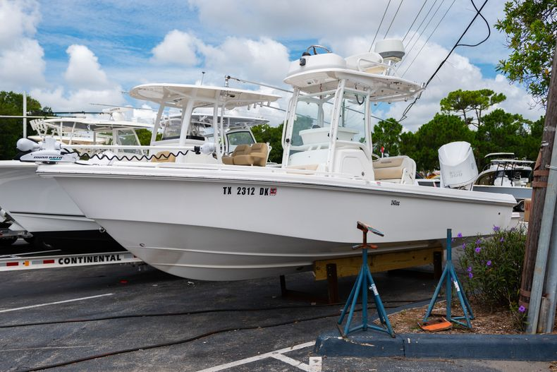 Thumbnail 0 for Used 2015 Everglades 243CC Center Console boat for sale in West Palm Beach, FL