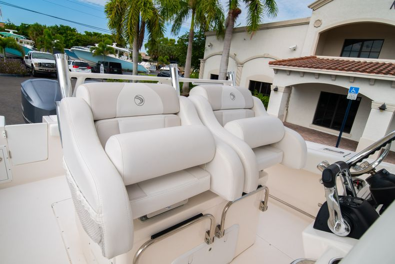 Thumbnail 41 for Used 2012 Edgewater 318CC Center Console boat for sale in West Palm Beach, FL