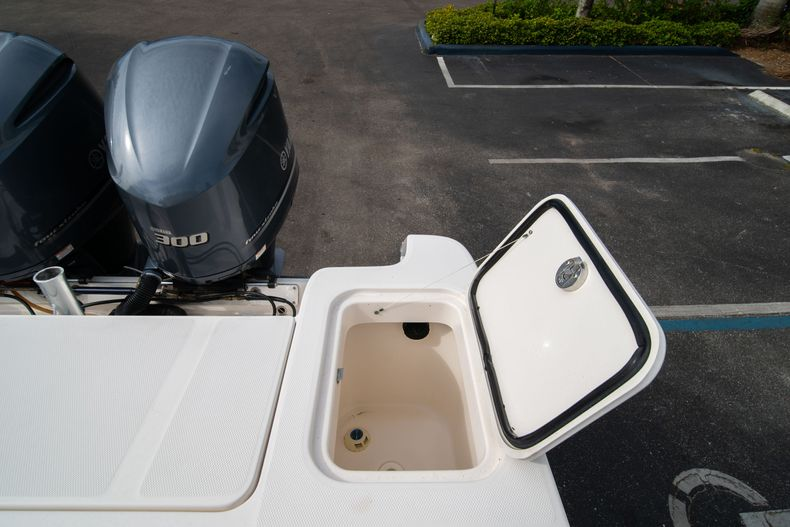 Thumbnail 20 for Used 2012 Edgewater 318CC Center Console boat for sale in West Palm Beach, FL