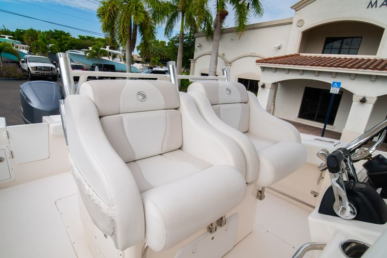 Thumbnail 42 for Used 2012 Edgewater 318CC Center Console boat for sale in West Palm Beach, FL