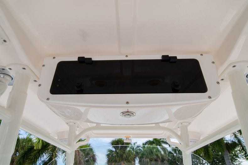 Thumbnail 39 for Used 2012 Edgewater 318CC Center Console boat for sale in West Palm Beach, FL