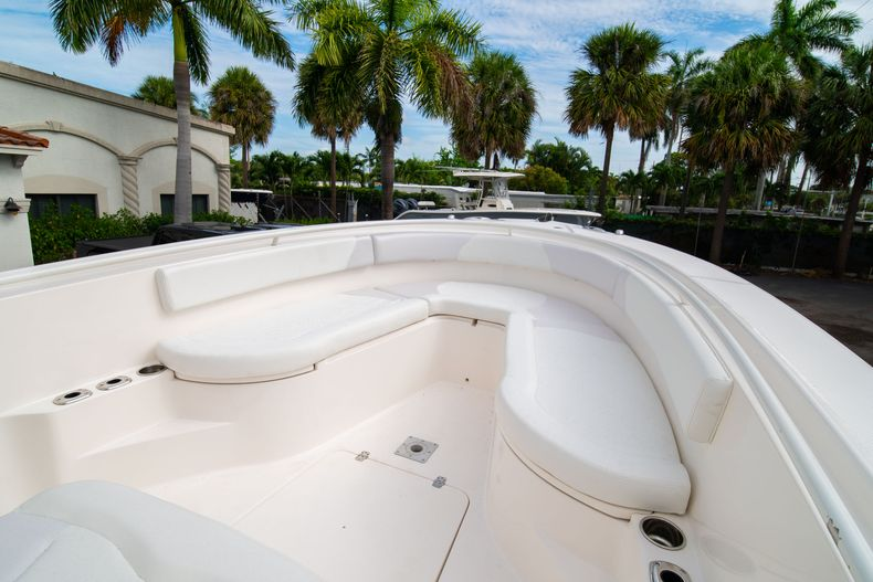 Thumbnail 50 for Used 2012 Edgewater 318CC Center Console boat for sale in West Palm Beach, FL